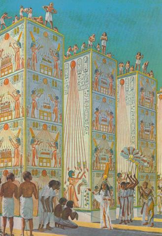42 bit Karnak Aten