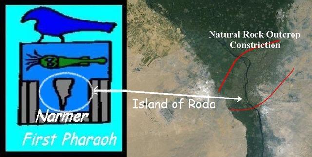 First Pharoh      Narmer  1