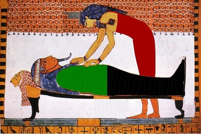 mummy isis