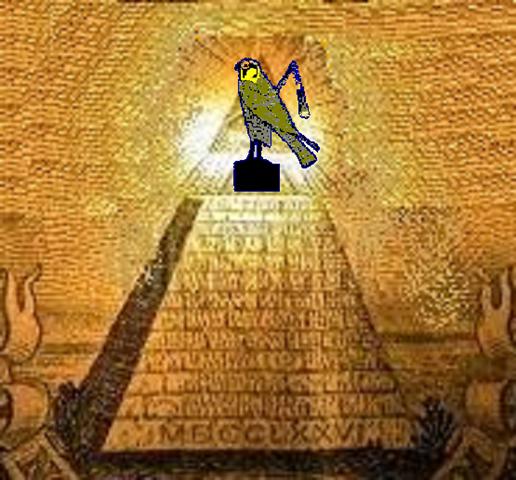 Pyr eye horus