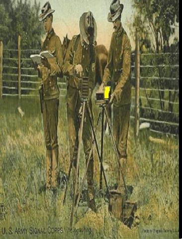 10 jpg US army heliograph