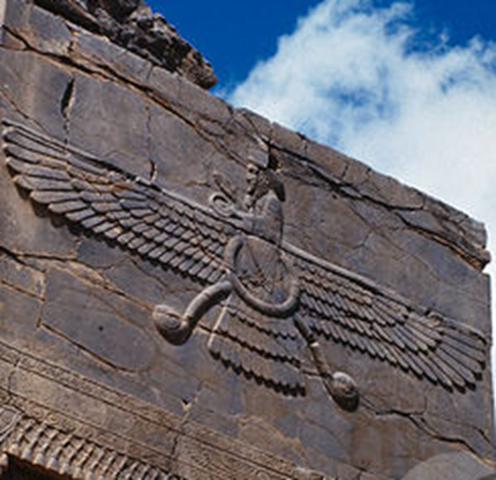 Ahura Mazda ,Persepolis
